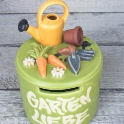 """Spardose """"Garten"""""""