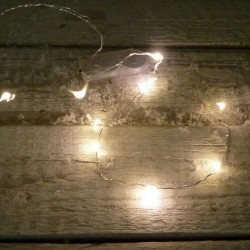 Lichterkette für Lichthäuser