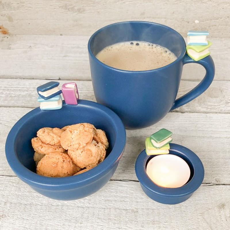 Oggetti per la casa tazza ciotola porta tealight set for Oggetti per la casa