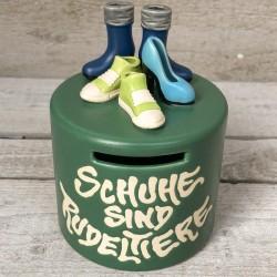 """Spardose """"Schuhe"""""""