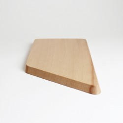 Essbrett aus Holz, einzeln