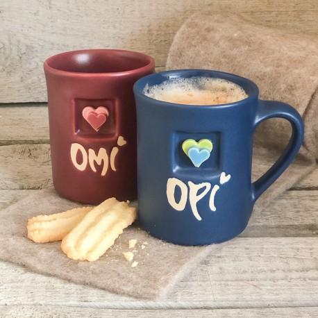 Oma & Opa-Tasse im Doppelpack