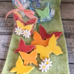 Dekotüte Schmetterlinge