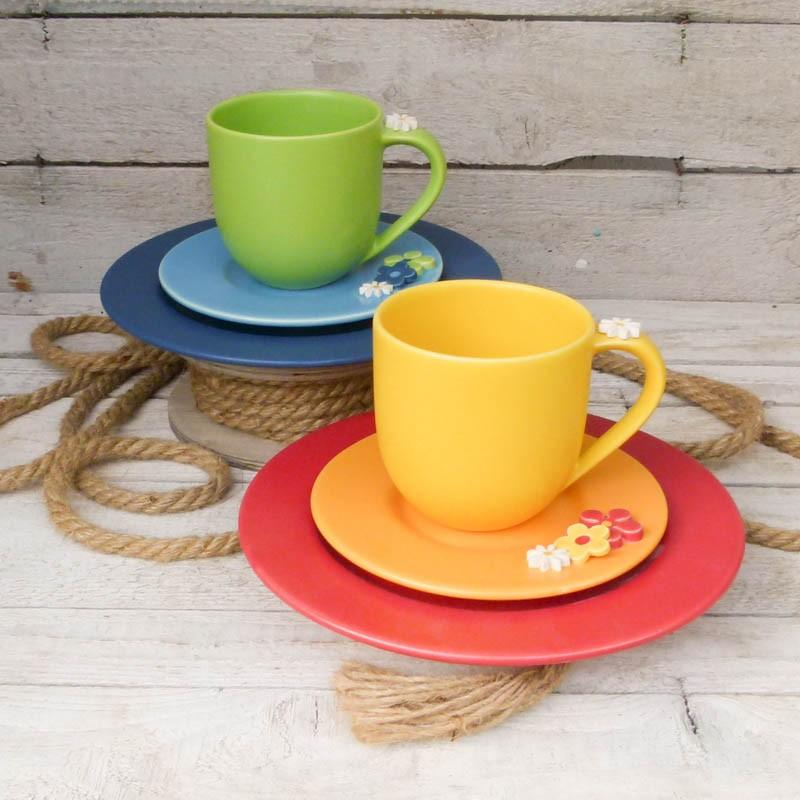 Oggetti per la casa tazza piattino sottopiatto set di for Amazon oggetti per la casa