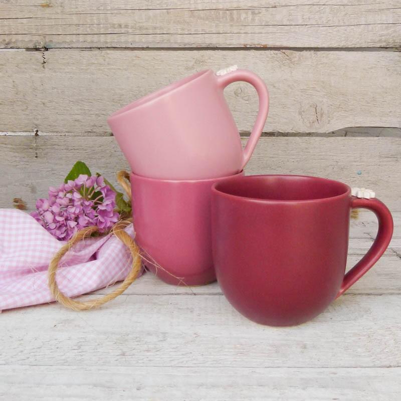 Oggetti per la casa tazza con manico e decorazione for Vendita online oggetti per la casa