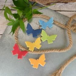 Magnete Schmetterlinge