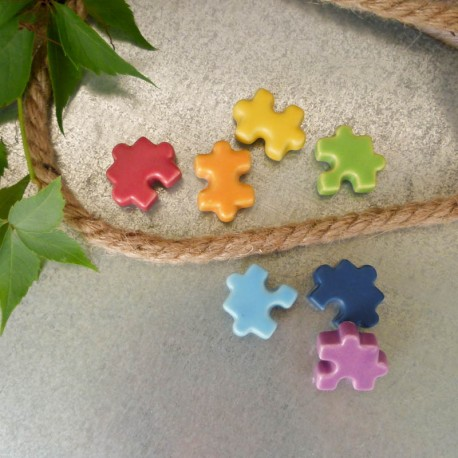 Magnete Puzzleteile Größe 1
