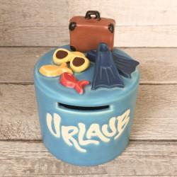 "Idee regalo originali. Salvadanaio ""Viaggi al mare"""
