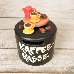 "Idee regalo originali. Salvadanaio "" Caffe' """